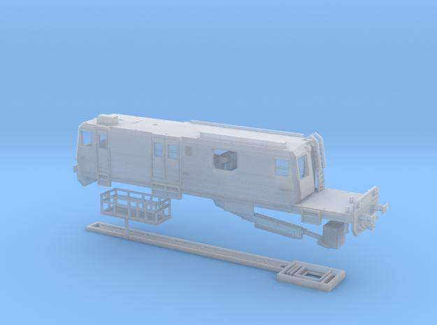 ÖBB X 552 mit lackier Hilfe in Smooth Fine Detail Plastic