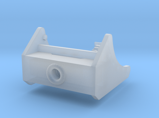 1:35 M32 Front Towing Pintle in Smooth Fine Detail Plastic