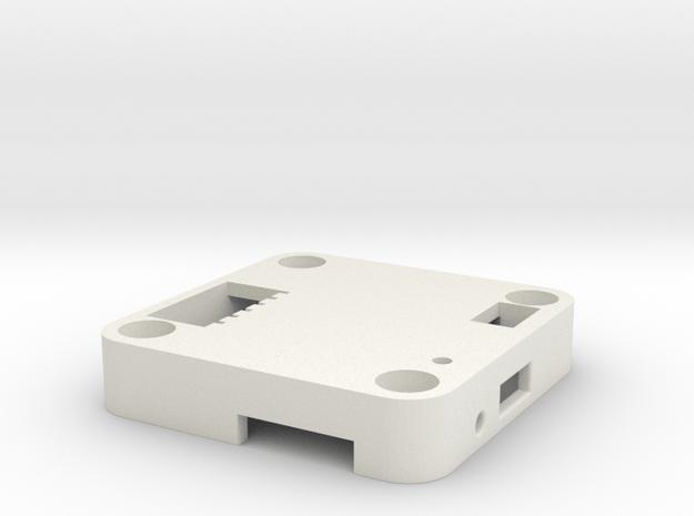 Naze32Rev5 Upper -Beta in White Natural Versatile Plastic