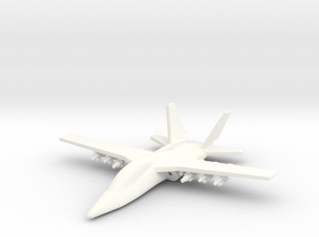 1/285 (6mm) ScorpionLight Attack/Recon in White Processed Versatile Plastic