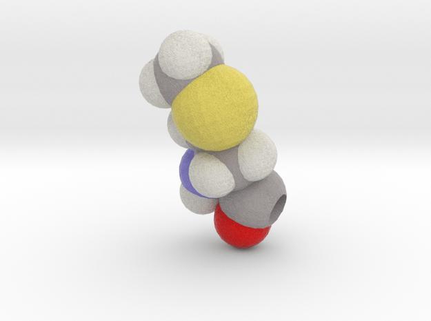 M is Methionine in Full Color Sandstone