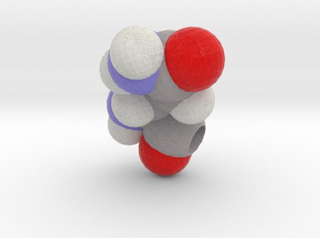 Q is Glutamine in Full Color Sandstone