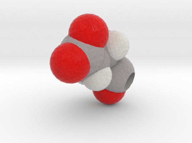 E is Glutamic Acid in Full Color Sandstone
