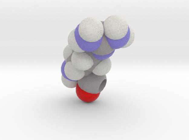 R is Arginine in Full Color Sandstone
