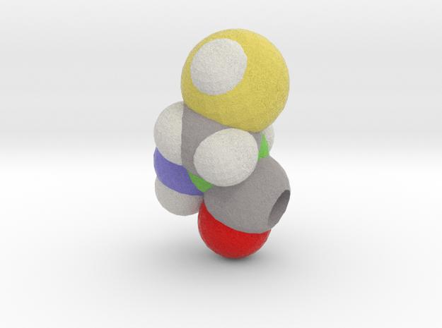 U is Selenocysteine in Full Color Sandstone