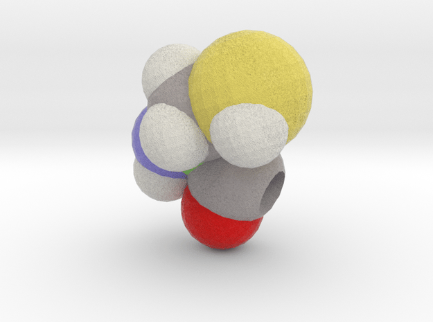 C is Cysteine in Full Color Sandstone