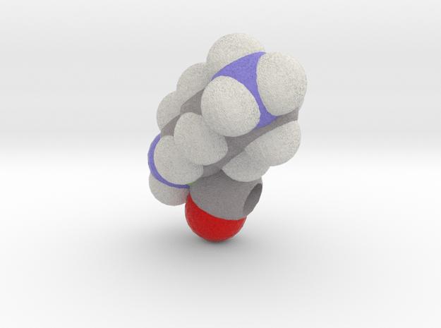 K is Lysine in Full Color Sandstone