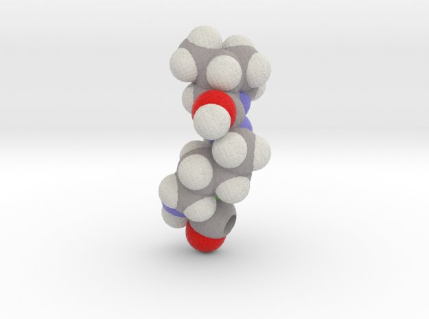 O is Pyrrolysine in Full Color Sandstone