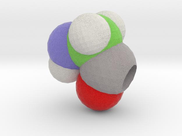 G is Glycine in Full Color Sandstone