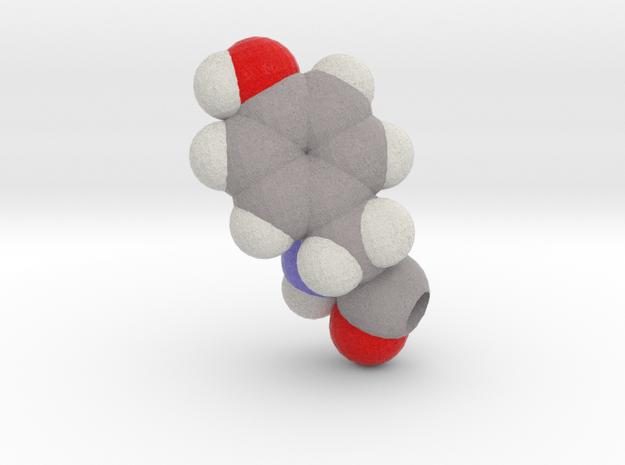 Y is Tyrosine in Full Color Sandstone