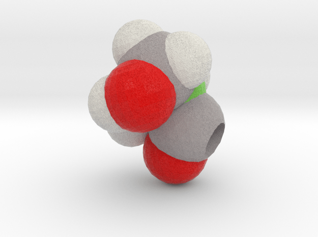 S is Serine in Full Color Sandstone