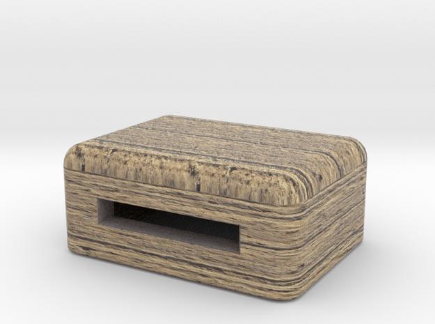 Bunker1 in Full Color Sandstone