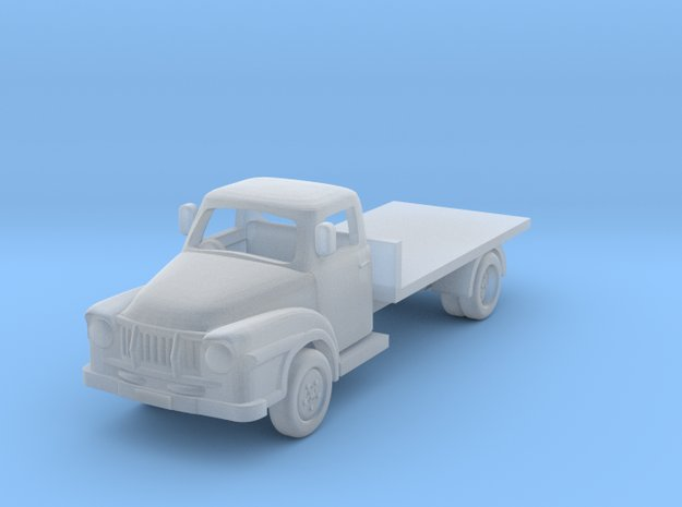 1:120 J2 Bedford in Smooth Fine Detail Plastic