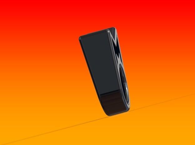 'M-RING' in Black Natural Versatile Plastic