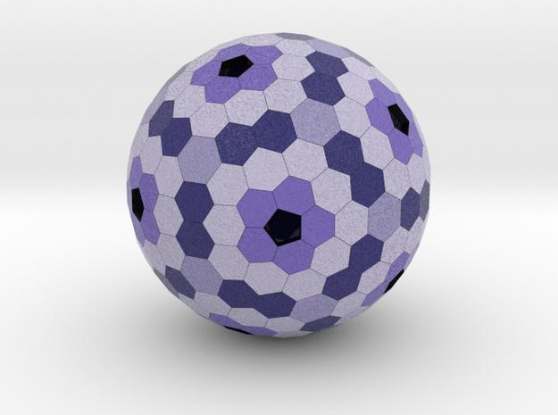 Football in Full Color Sandstone