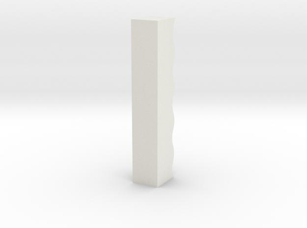 Kcmp6rm1lcieh5ece3nhdkn6q1 48427933.stl in White Natural Versatile Plastic