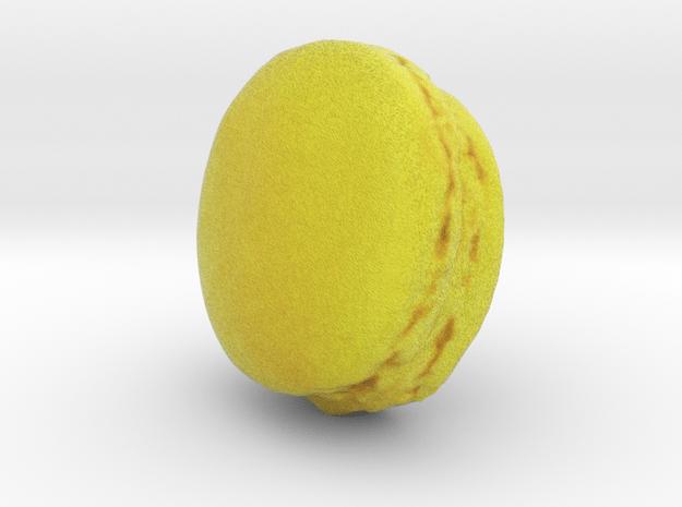 The Yuzu Macaron in Full Color Sandstone