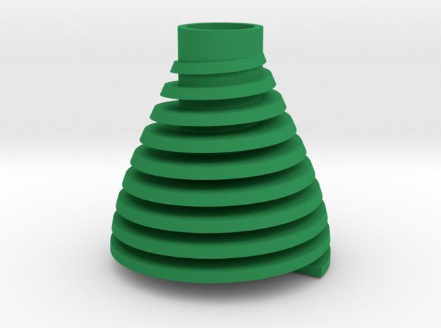 Spring in Green Processed Versatile Plastic