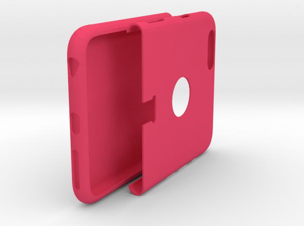 IPhone6 Plus Two Part in Pink Processed Versatile Plastic