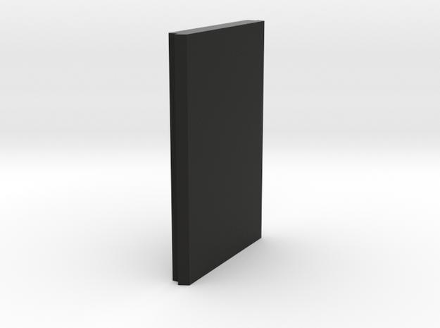 Mark II Dna-case part2 in Black Natural Versatile Plastic