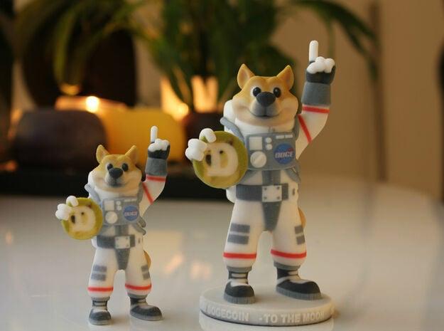 DOGE 3.5 Inch in Full Color Sandstone