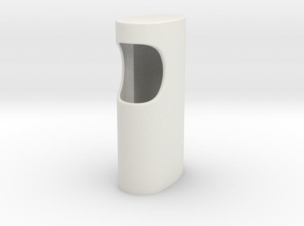 Mechanical - Body w/magnet in White Natural Versatile Plastic