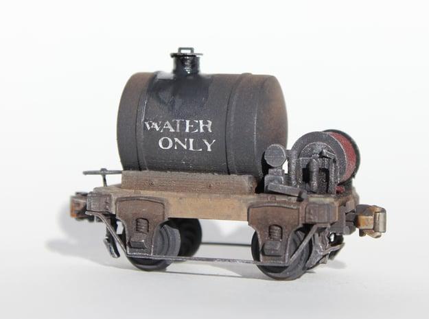 HOn3 water car