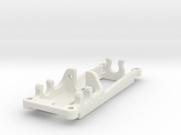 WINPOD .5MM OFFSET in White Natural Versatile Plastic