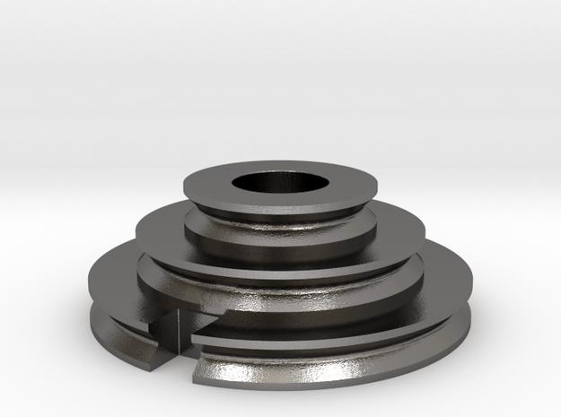 Disk in Polished Nickel Steel