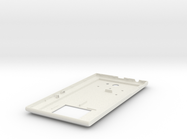 Iprotoxi in White Natural Versatile Plastic