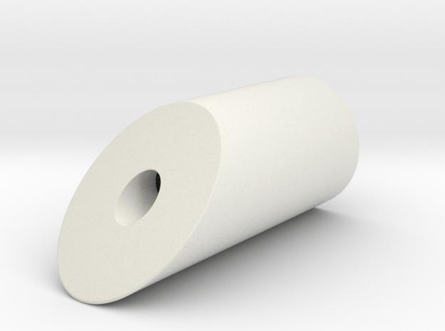 PPD in White Natural Versatile Plastic