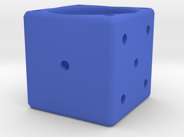 Ring16(18mm) in Blue Processed Versatile Plastic