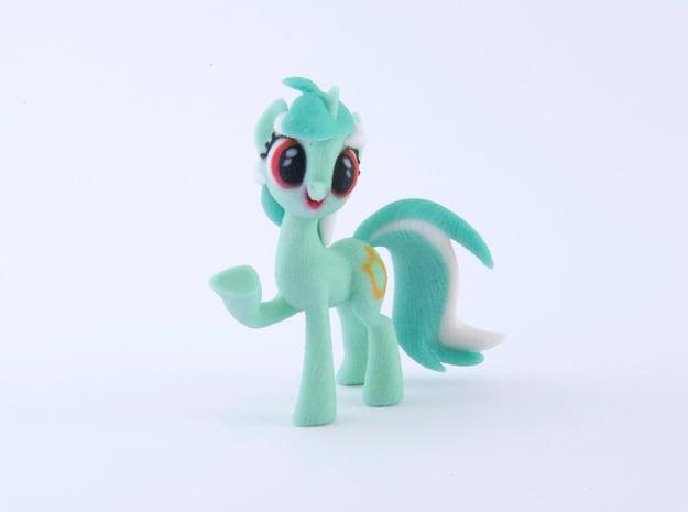Lyra Heartstrings in Full Color Sandstone