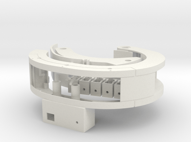 Resident Evil Rev2: Wristband - parts A