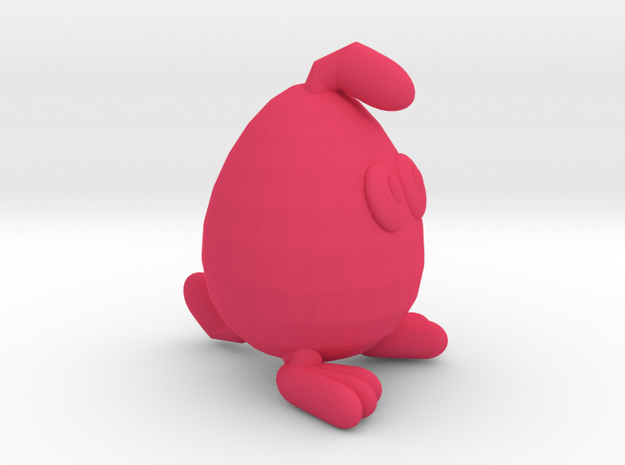New Schmini in Pink Processed Versatile Plastic