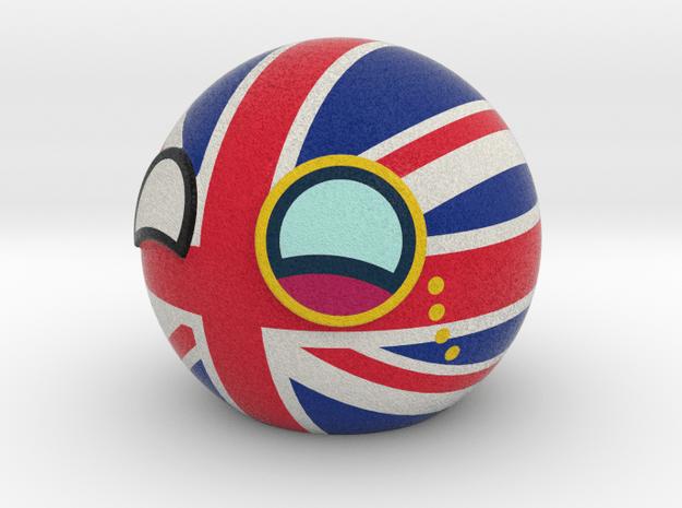 UKball in Full Color Sandstone