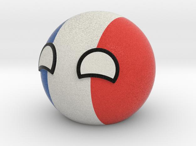 Franceball in Full Color Sandstone
