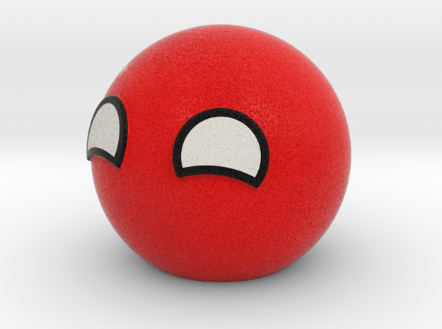 Chinaball in Full Color Sandstone