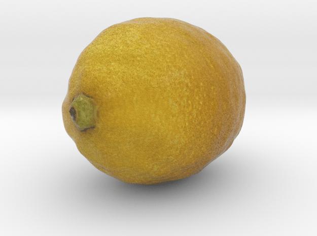 The Lemon-2 in Full Color Sandstone