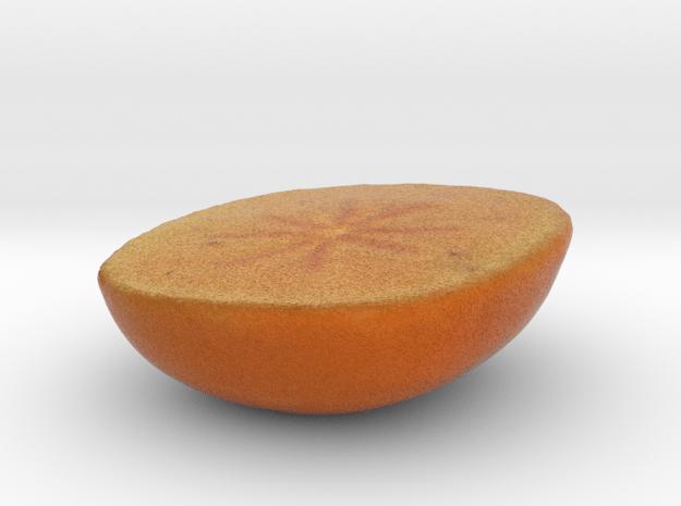 The Persimmon-Lower Half in Full Color Sandstone