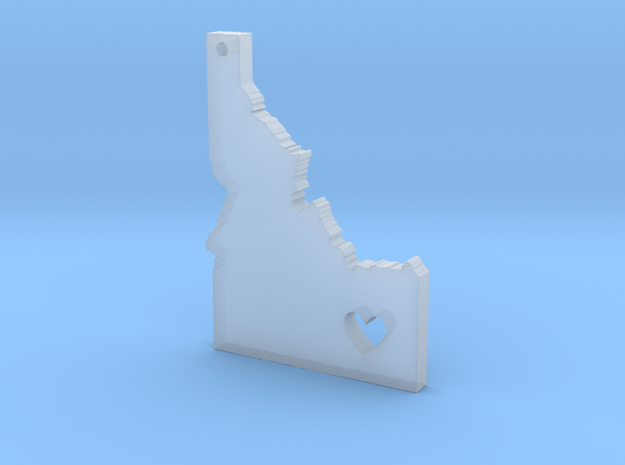 I love Idaho Pendant in Smooth Fine Detail Plastic