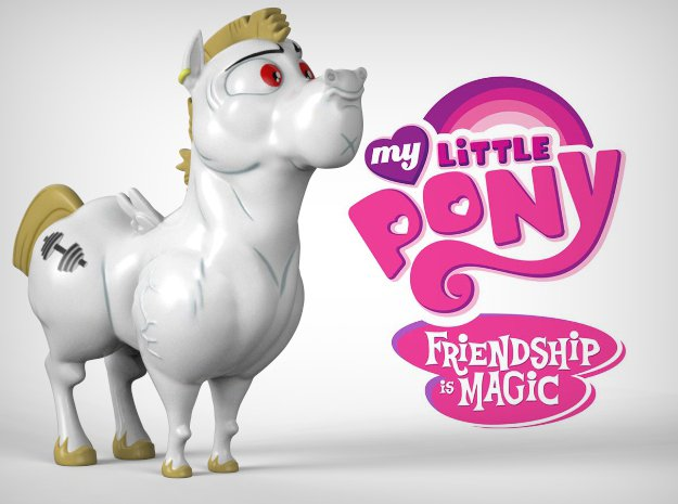 My Little Pony - Bulk Biceps