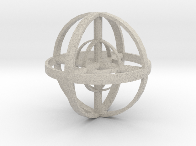 Zenball in Natural Sandstone