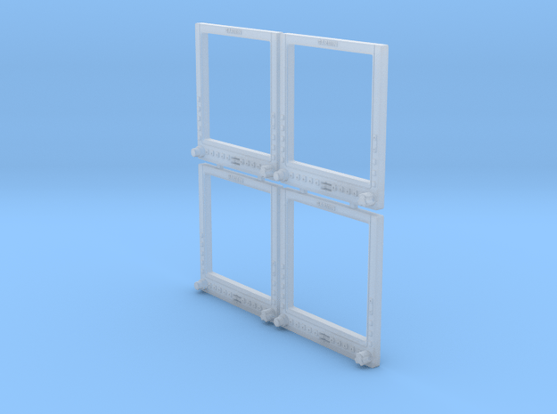 Garmin Styled 26mm bezels / MFD frame  in Smooth Fine Detail Plastic