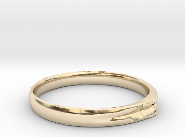 RING20SIZER in 14K Yellow Gold