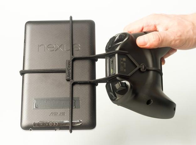 NVIDIA SHIELD tablet & controller 2014 in White Natural Versatile Plastic