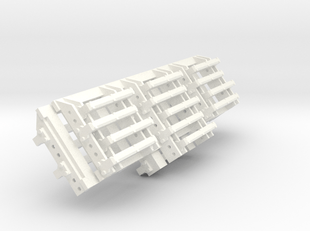 1-16 M10 Grouser Rack 2 Parts