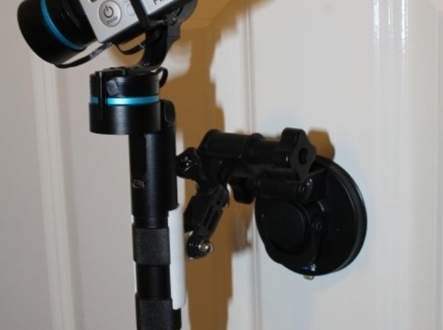 Feiyu-Tech G3 Ultra Handheld - GoPro Mount in White Natural Versatile Plastic