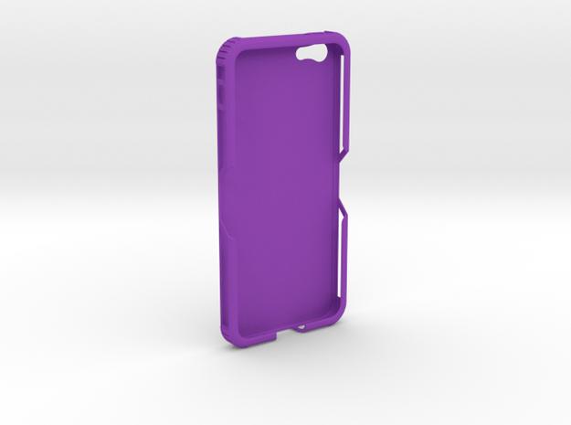 iPhone 5 / 5s case in Purple Processed Versatile Plastic