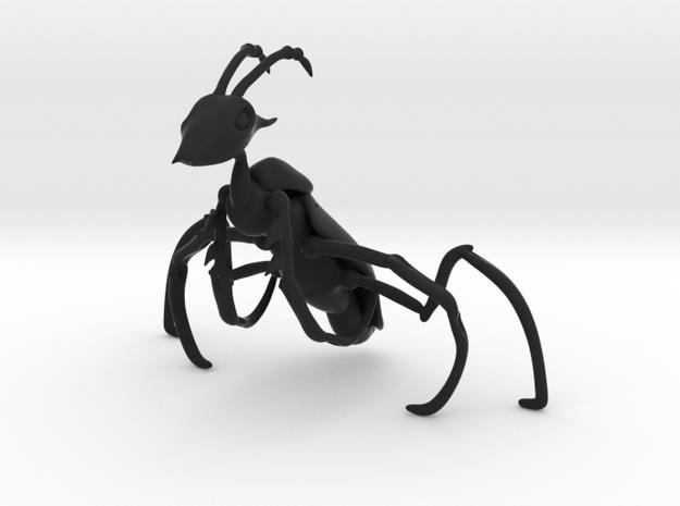 New Mantor in Black Natural Versatile Plastic